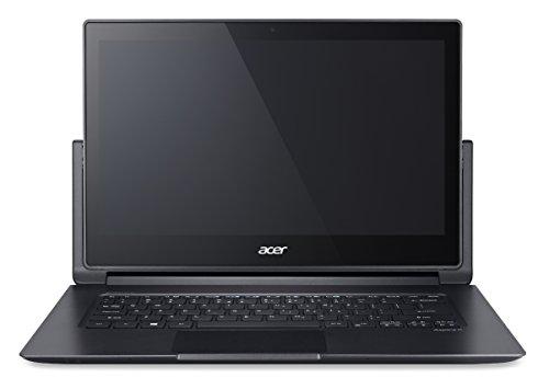 Acer Aspire R 13 R7-372T 2.5GHz i7-6500U 13.3' 2560 x 1440Pixeles Pantalla táctil Negro - Ordenador portátil (Híbrido (2-en-1), Negro, Convertible (Ezel), i7-6500U, Intel Core i7-6xxx, Socket B2 (LGA 1356))