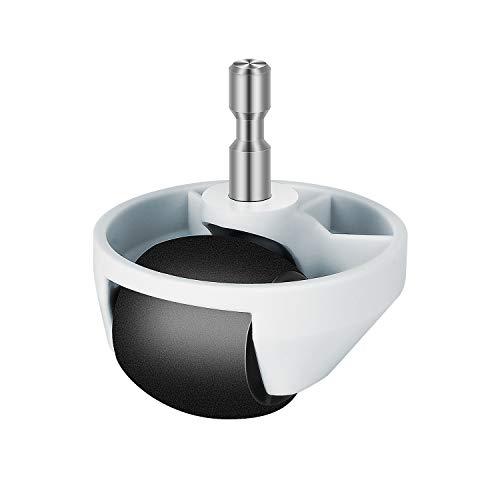 Senza Bisogno di Attrezzi Smontabile Ruota di Ricambio per xiaomi//iRobot Roomba 500 600 700 800 900 Serie Aspirapolvere Modulo Ruota Anteriore Ruota di Scorta