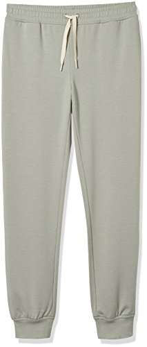 Good Brief Men's Lightweight French Terry Jogger Large Wrought Iron