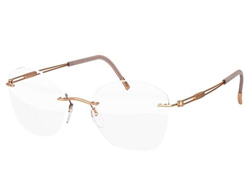 Silhouette eyeglasses TNG 2018 Titan Next Generation (rose all day)