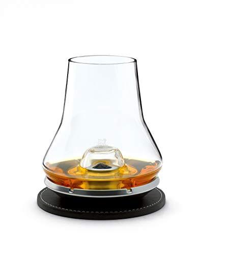 Peugeot  Set de Dégustation Whisky + Socle + Rafraichisseur Verre Blanc  (266097)