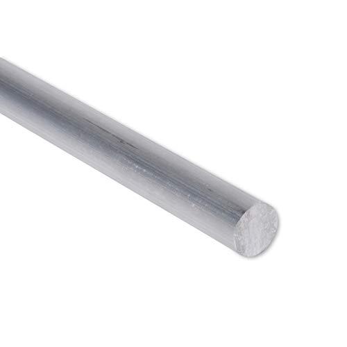 """Remington Industries 0.375RD6061T6511-6 3/8"""" Diameter, 6061 Aluminum Round Rod, 6"""" Length, T6511, Extruded, 0.375"""" Diameter"""
