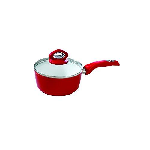 Bialetti Aeternum Red 7252 8 Piece Cookware Set