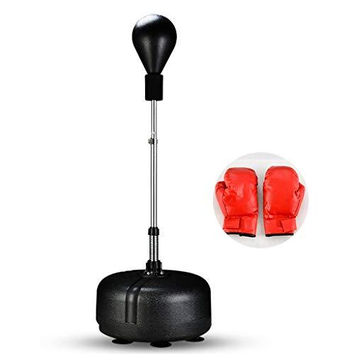 Supporto per Punchingball Obiettivo di Reazione di Addestramento della Sfera di velocità di Inscatolamento di Inscatolamento Palla di Decompressione d