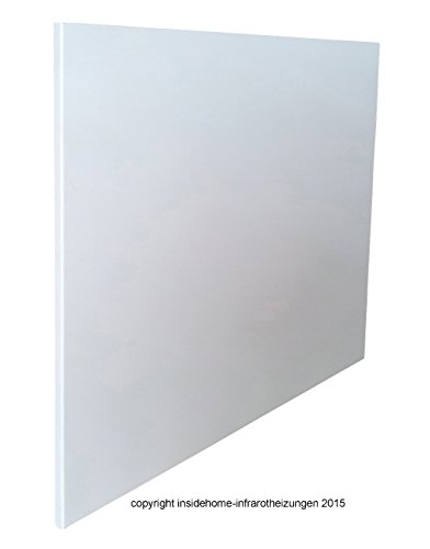 """Infrarotheizung Premium rahmenlos mit Bild 300 Watt 60×60 Motiv """"Holzfenster"""" kaufen  Bild 1*"""