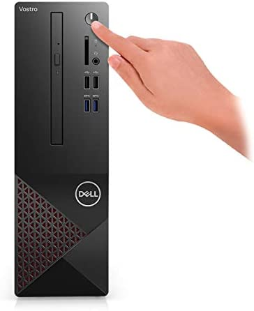 2021 Newest Dell Vostro Better Than Inspiron 3000 Series 3681 SFF Desktop PC Intel Core i3 10100 product image
