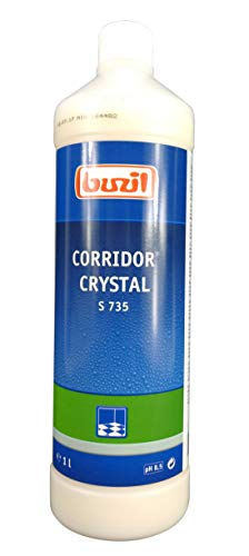 Buzil S735 Corridor Crystal multifunctionele emulsie 1 liter