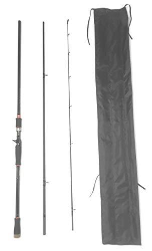 10フィート ベイトロッド 3ピース M(ミディアム) シーバスロッド マゴチ ヒラメ ショアジギングロッド