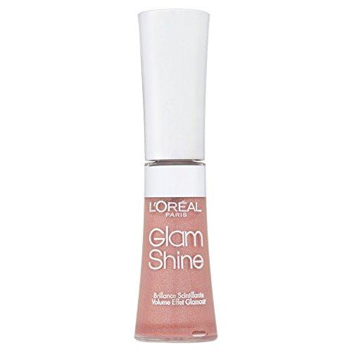 L'oréal paris glam shinegloss moon crystal - Brillo de labios, luna cristal...