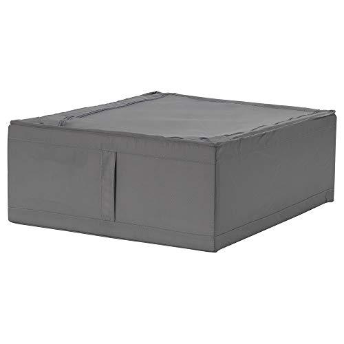 SKUBB förvaringsväska 44x55x19 cm mörkgrå