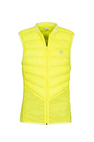 Gregster Herren Weste Vent, Neon Yellow, XL, 12533-041