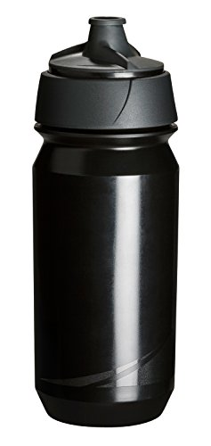 Tacx Shanti - Bidón 500 ml, Negro, Unisex, Talla única