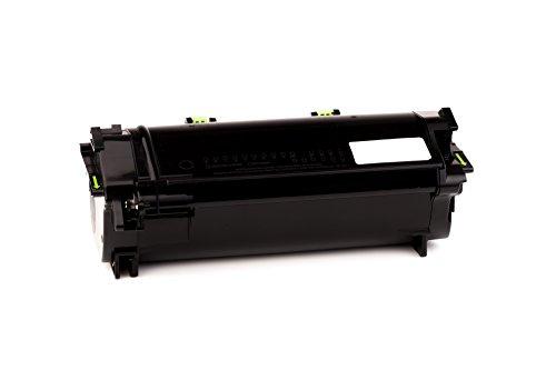 ASC-Marken-Toner für Lexmark 522H / 52D2H00 XL-Version schwarz kompatibel - 25000 Seiten