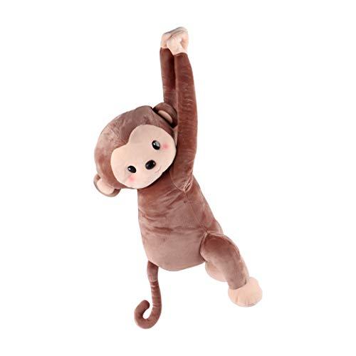 Monkey Stuffed Animal, 16 inch Stuffed Monkey for Kids Stuffed Animals, Plush Monkey Toy for Toddlers, Stuffed Monkey Doll Plush Toy for Kids, Toy Monkey Plushie