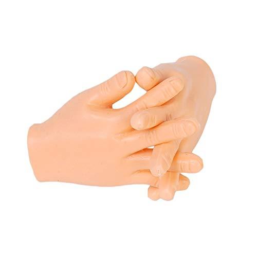 #N/V Cunas para dedos de vinilo suave, duraderas, prácticas y prácticas.