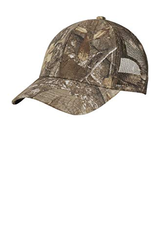 Port Authority Pro Camouflage Series Cap with Mesh Back OSFA RT/Edge