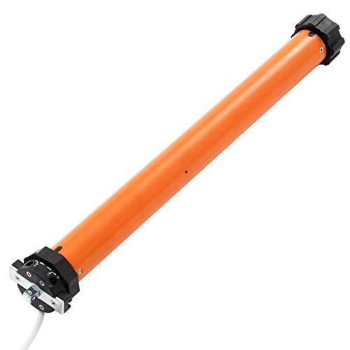 Lasamot 5 Motores tubulares de 30 NM, utilizados para la automatización de toldos, Puertas de Garaje, persianas enrollables y Protectores solares
