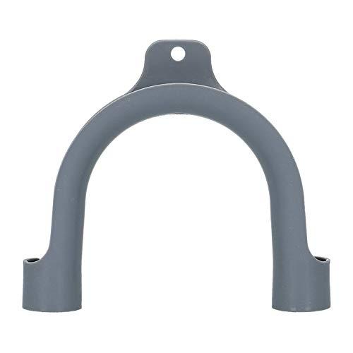 LUTH Premium Profi Parts - Raccordo universale a gomito per tubo di scarico lavastoviglie/lavatrice | Compatibile con Aeg Balay Constructa Bosch.