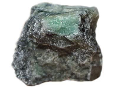 Esmeralda Bruta de 4 a 6 cm piedra de colección o litoterapi
