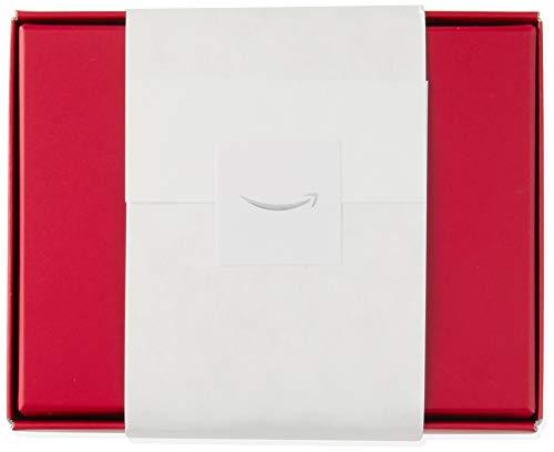 Amazonギフト券ボックスタイプ-バリアブル(レッド)