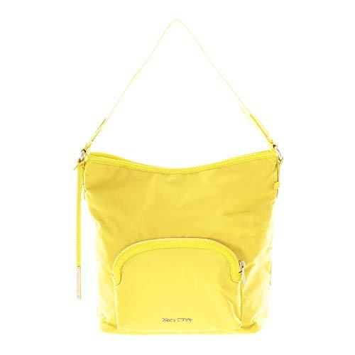 Marc O´Polo Beuteltasche Lotti gelb 30cm