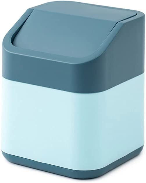 OPIU Waste Max 87% OFF Recycling Albuquerque Mall Mini Trash Can with B for Wastebasket Lid