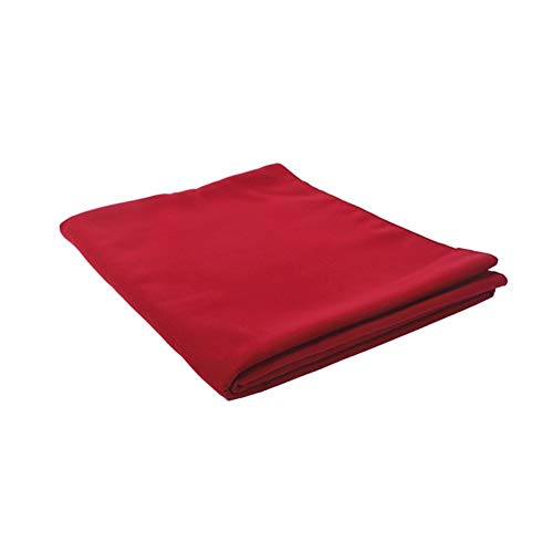XUMI Yoga Mat, Rápida Toalla Seca 150 * 200cm Toalla Yoga Gran Toalla De Baño De Secado Rápido Microfibra Deportes Nadada De La Playa El Viaje De Camping Suave Toalla Toallas Yoga (Color : Red)