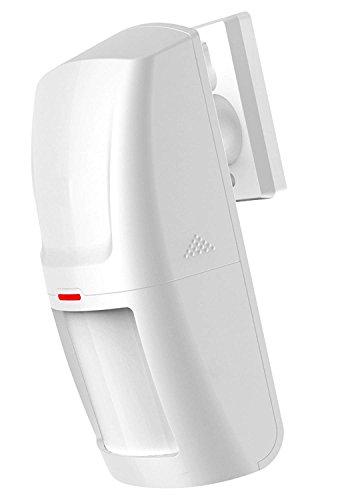 ERAY HW-03D Detector de Movimiento Inalámbrico PIR para el Sistemas de Alarma Antirrobo 433MHZ