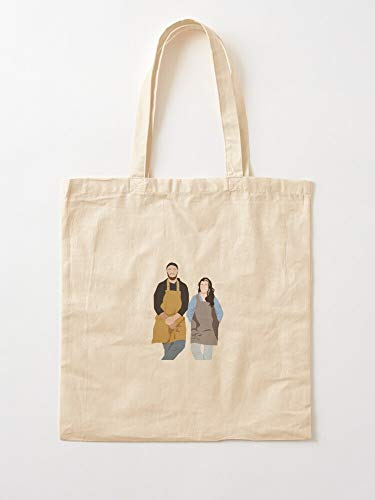 deadw Claire App?tit Bon And Kitchen Test Ba Brad Graphic Canvas Tote Umhängetasche Stylish Shopping Casual Bag Faltbare Reisetasche