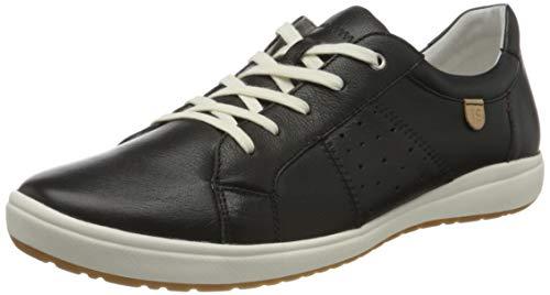 Josef Seibel Damen Caren 01 Sneaker, Schwarz (Schwarz 133 100), 42 EU