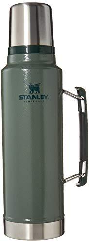 Stanley Classic Legendary Vacuum Insulated Bottle Hammertone Green 1.5qt