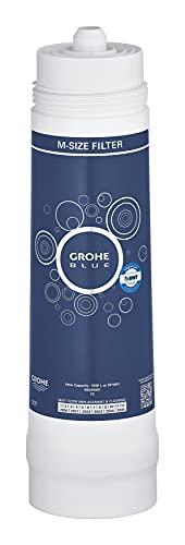 GROHE Blue Filter   M-Size, 1500 Liter, BWT Austauschfilter für GROHE Blue Systeme   40430001