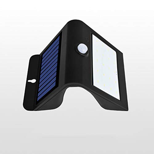 Courtyard Solar Light, buitenterras Intelligente inductie IP65 waterdicht, nieuw design boogbrug uiterlijk, batterij met grote capaciteit duurzame prestaties