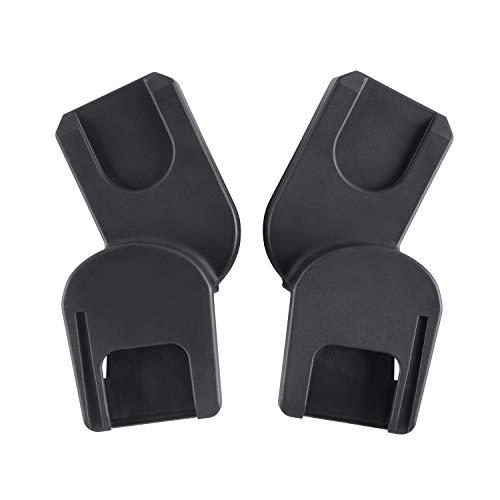 gb Adapter voor babystoeltjes, voor gb Buggy Pockit+ All-City, zwart
