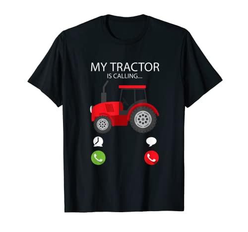 Housses de siège pour tracteurs et tracteurs T-Shirt