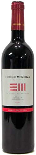 Enrique Mendoza Merlot Monastrell 12 meses Vino Tinto - Pack 6 x 75 cl.