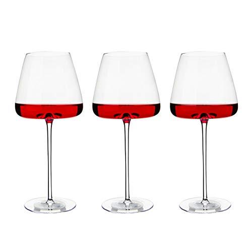 GXFCQKDSZX Copa de Cristal Copa de Vino Cocina Cristal Agua Champagne Banquete...