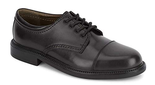 Dockers Men's Gordon Leather Oxford Dress Shoe,Black,11 W US