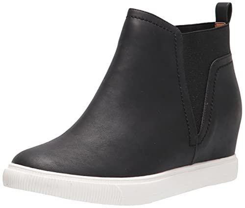 DV Dolce Vita Women's KYLA Sneaker, Black, 9
