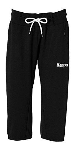 FanSport24 Kempa Handball Women Capri Hose Trainingshose Damen schwarz Größe L