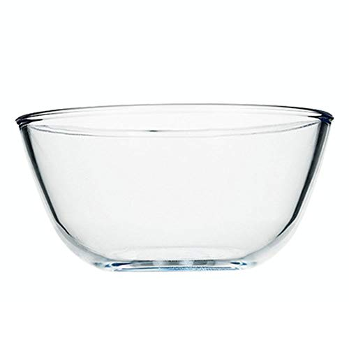 Hging Large Capacity Baking Bowl ,Superior Glass Casserole Dish Set , Modern Unique Design Glass Baking Dish Set, Nesting For Space Saving Storage. (Size : 5.51in 500ml)