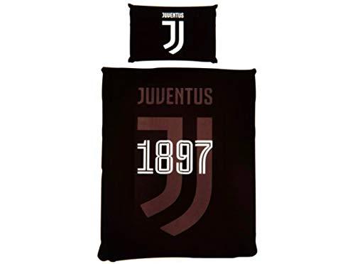Juventus FC - Set copripiumino e federa per letto singolo