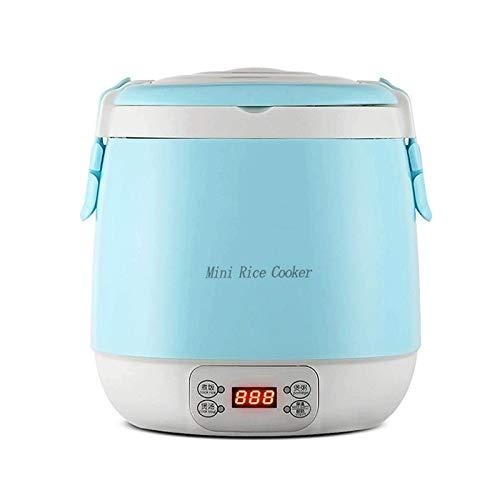 KSW_KKW Rice Cooker Accueil Fonction d'isolement Qualité intérieure Pot Cuillère Steamer Mini Dortoir Petits appareils Peuvent accueillir jusqu'à 3 Personnes