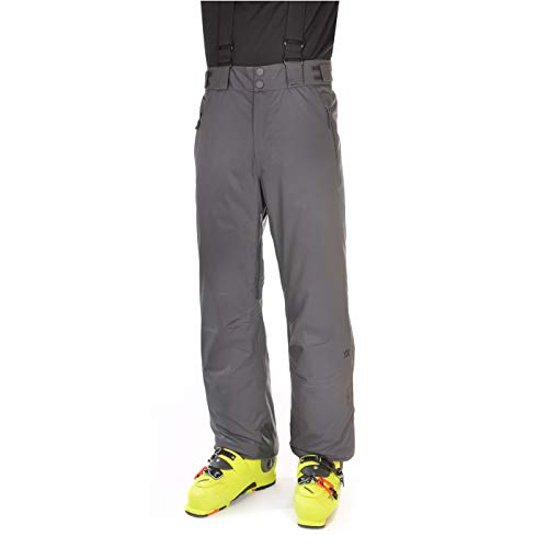 Völkl Herren Funktions Ski Hose Team Pants Regular Iron Grey 70012111 Größe 3XL