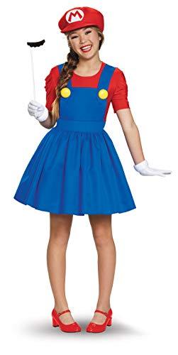 Disguise Women's Mario Skirt Version Adult...