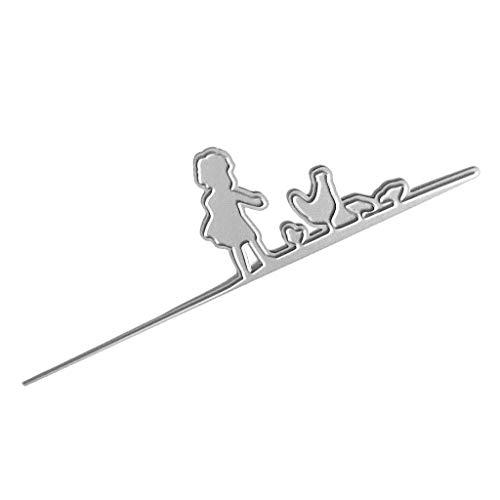 Kkoqmw Colgante de aleación de Zinc con Collar de Cruz de Jesús con Cadena de torsión Dorada de Cristal