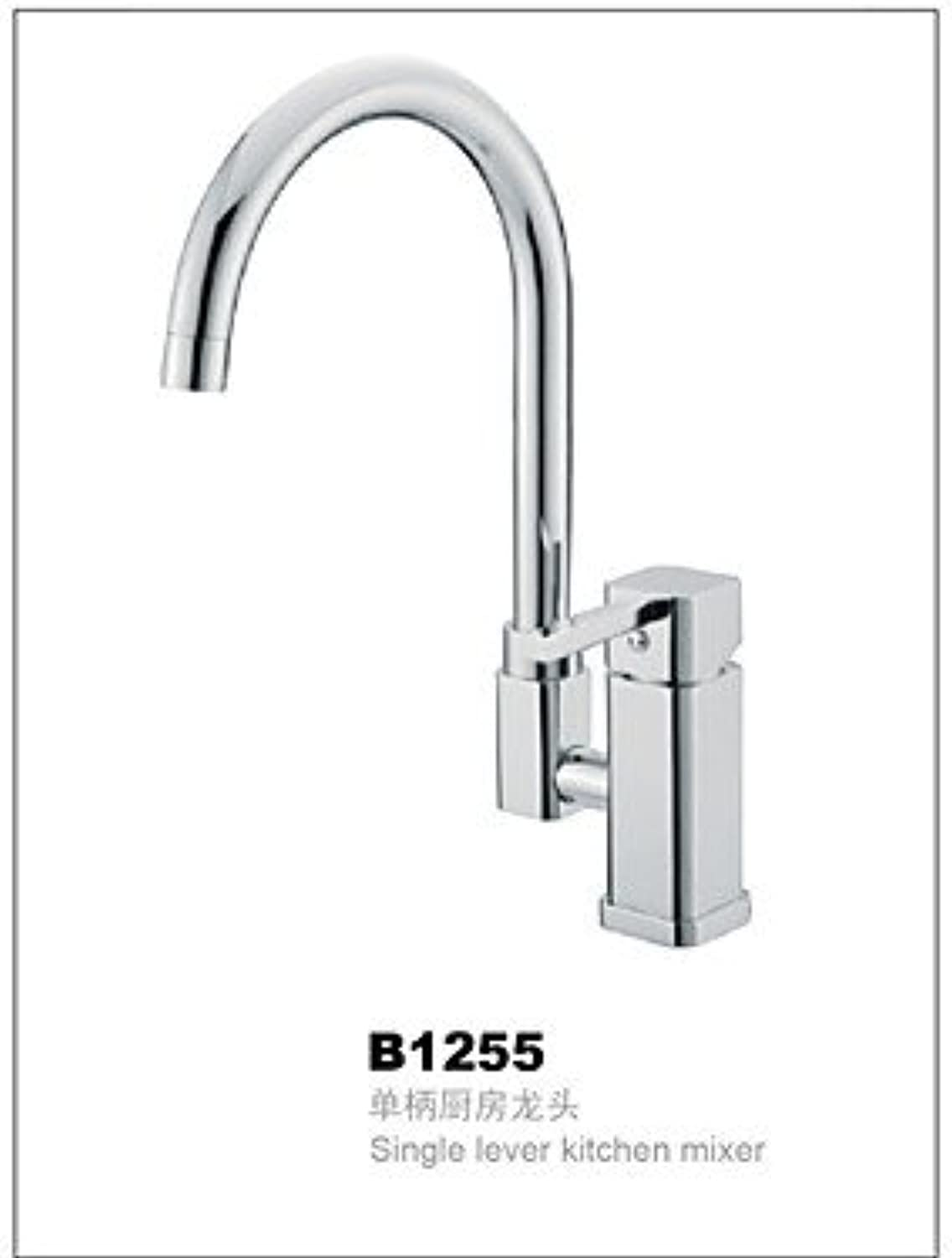 Lozse 360o redation Polished Chrome Bathroom Basin tap Sink Mixer Water Tap & Hoses