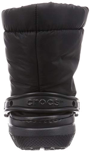 Crocs Unisex-Adult Men's and Women's Classic Lined Neo Puff Winter Boots Snow