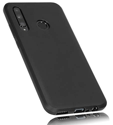 mumbi Hülle kompatibel mit Honor 20 Lite Handy Hülle Handyhülle, schwarz