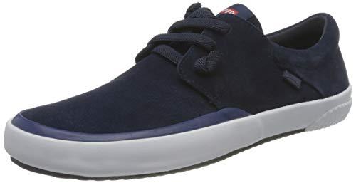 CAMPER Herren Peu Sneaker, Blau, 44 EU